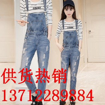 上海牛仔裤批发市场哪里有大量现货库存杂款深色牛仔裤尾货批发