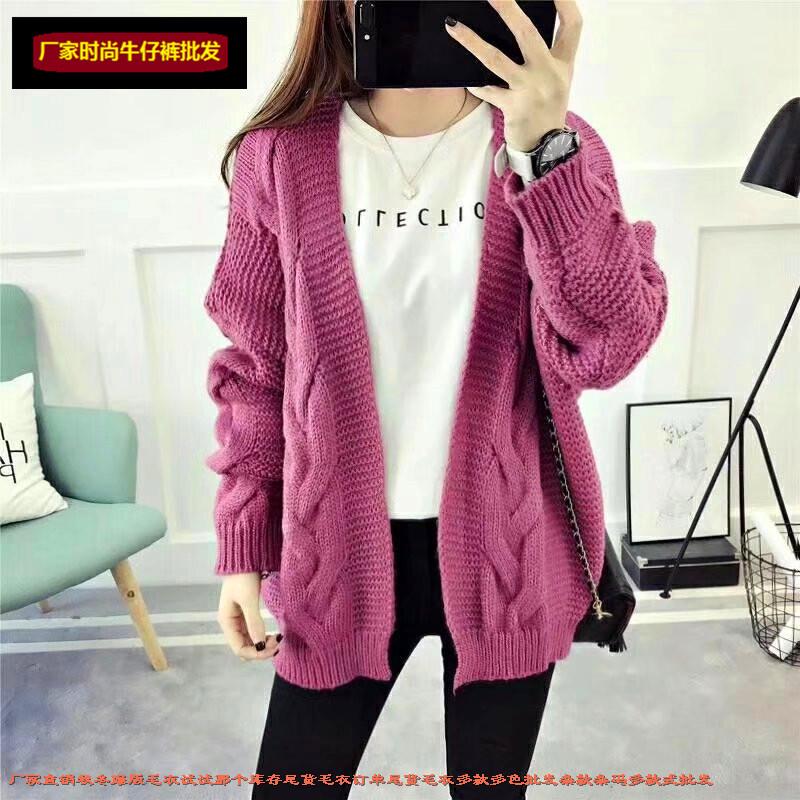 韩版上衣女式毛衣