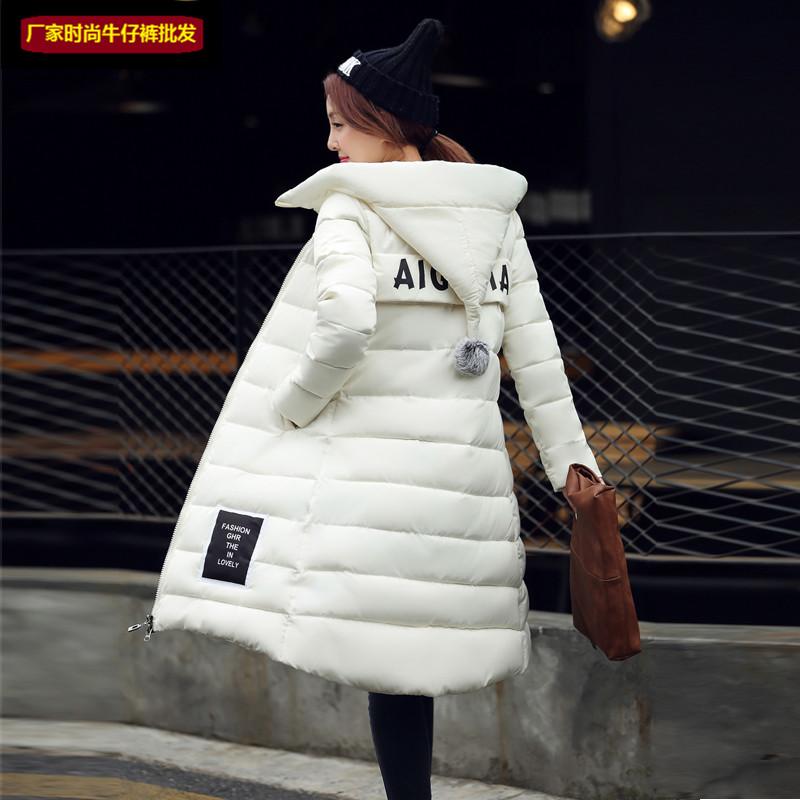 冬装新款女装棉衣