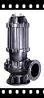 100QW-25污水排污电泵_双道式_泵体-潜水电机