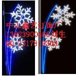 LED彩球LED路灯杆装饰灯街道亮化·艺术灯造型灯草菇LED水母LE图片