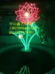 中山LED路灯杆造型灯荷塘月色灯杆造型装饰过街灯LED造型灯图片