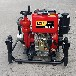 2.5寸柴油立式手抬机动消防泵HS25HP