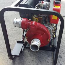 没电抽水就用3寸柴油排污水泵
