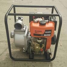 口径3寸自吸水泵便携式图片