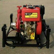 2.5寸翰丝机电厂家柴油消防泵图片