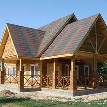 湖北武汉景区重型高端木屋别墅施工设计