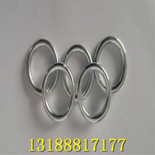 销量不错的铁圆环镀锌铁圆圈金属圆环图片