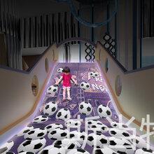 SDT07互动滑梯,儿童投影互动滑梯,孩子王互动滑梯