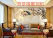 深圳市瓷砖背景墙雕刻机艺术背景墙雕刻机提供免费技术培训