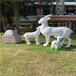 茂名玻璃鋼卡通動物雕塑定制、公園主題玻璃鋼雕塑