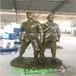 茂名玻璃鋼雕塑模型、玻璃鋼人物雕塑供應商