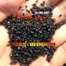 河南铜矿砂生产批发抛光喷砂除锈砂耐磨金刚砂铜矿沙厂家直供图片