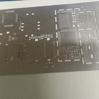 华诺激光柔性电路板钢片、玻璃纤维补强板,厂家补强钢片激光加工
