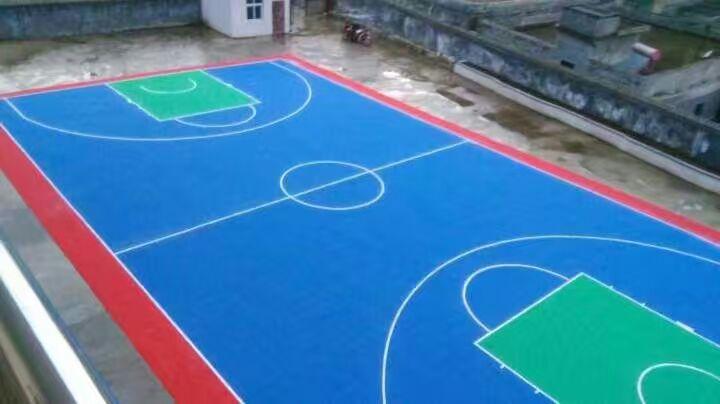 客户在寻找的环保质量双优的拼装地板