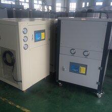 鹽城冷水機廠家生產鹽城風冷式冷水機組圖片