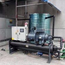 实验室螺杆式冷水机组组,冷冻机价格图片