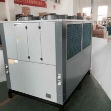 小型机柜工业冷水机风冷式图片