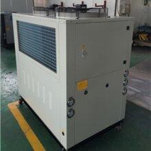 低温风冷式冷水机冷冻机螺杆式冷凝机组图片