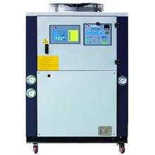 工业制冷水机纺织制冷机价格图片