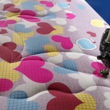 秦皇岛最便宜的绗缝机厂家不用换底线的绗缝机专业加工被套绗缝机图片