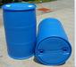 河南濮阳供应200公斤大蓝桶200L化工桶HDPE塑料桶批发