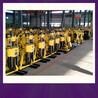 八方机械供应HZ-180YY液压盈动式水井岩心勘探钻机