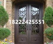 天津铝艺大门,铝艺大门安装,铝艺大门设计图片