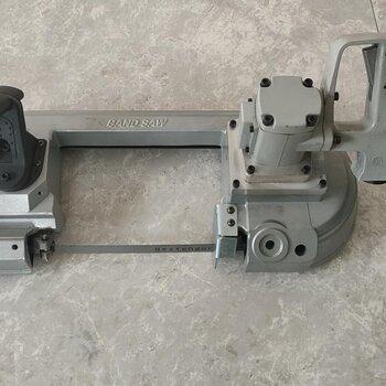 FDJ-220气动线锯钢轨钢管锚索切割机风动切割线锯