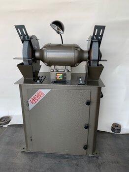M3325除塵式砂輪機250型立式砂輪機750w吸塵砂輪機