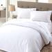 潍坊酒店宾馆客房床单被子床品布草