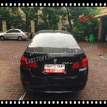 上海出租宝马5系可自驾婚车企业长租图片