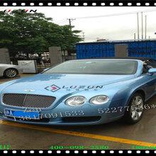 上海出租宾利欧陆GT超跑可自驾及婚车展示图片