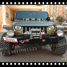 上海出租Jeep牧马人SUV可自驾婚车以及展示包月包年更优惠图片