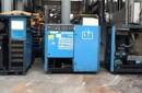打包出售二手空压机直销博格空压机冷却器