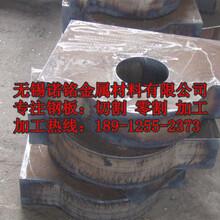 扬州Q345B钢板切割异形件异形件下料厂家