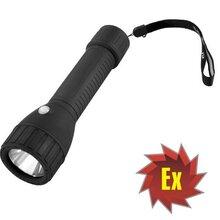 BAD206轻便式防爆电筒/BAD206防爆调光电筒/LED3W手电筒图片