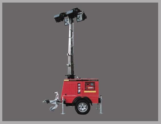 GAD806/YZ4-5.9CFA消防移动照明灯塔/防汛照明施工作业灯/厂家直销