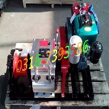 电力专用机动绞磨,5T绞磨机,柴油机动绞磨机