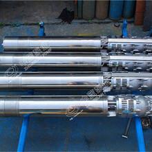 深井提水工程专用200QJ40-(13~585)不锈钢井用潜水泵