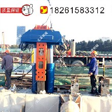 北奕机机械拔桩机、上海液压拔桩机、拔桩机厂家图片