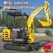小型挖土机22-9B价格小型钩机厂家新款挖掘机火爆直销