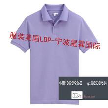 供应服装出口美国LDP-宁波星霖