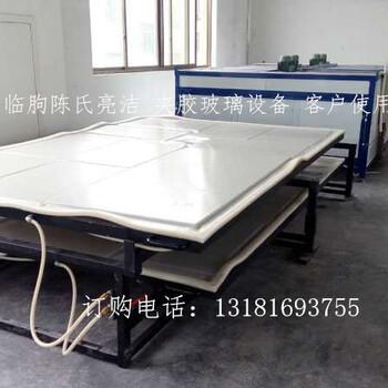 浮法夾層玻璃設備夾層機械