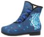 杭州汝美布鞋厂169-3新款绣花布鞋女鞋民族风靴子