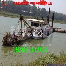 液压环保绞吸船,大型河道挖泥船供应