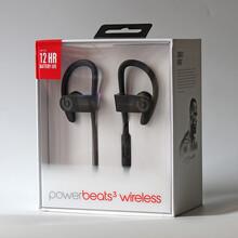 郑州魔声耳机专卖BEATS代理商BeatsPowerbeats3PB3Wireless运动蓝牙耳机图片
