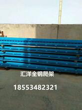 北京全鋼爬架,智能爬架廠家訂制圖片