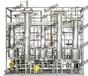 不锈钢精馏塔,精馏实验装置,精馏塔北洋精馏精馏塔塔内件北洋励兴精馏