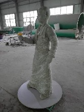 河南和业玻璃钢雕塑定制玻璃钢人物雕塑造型图片